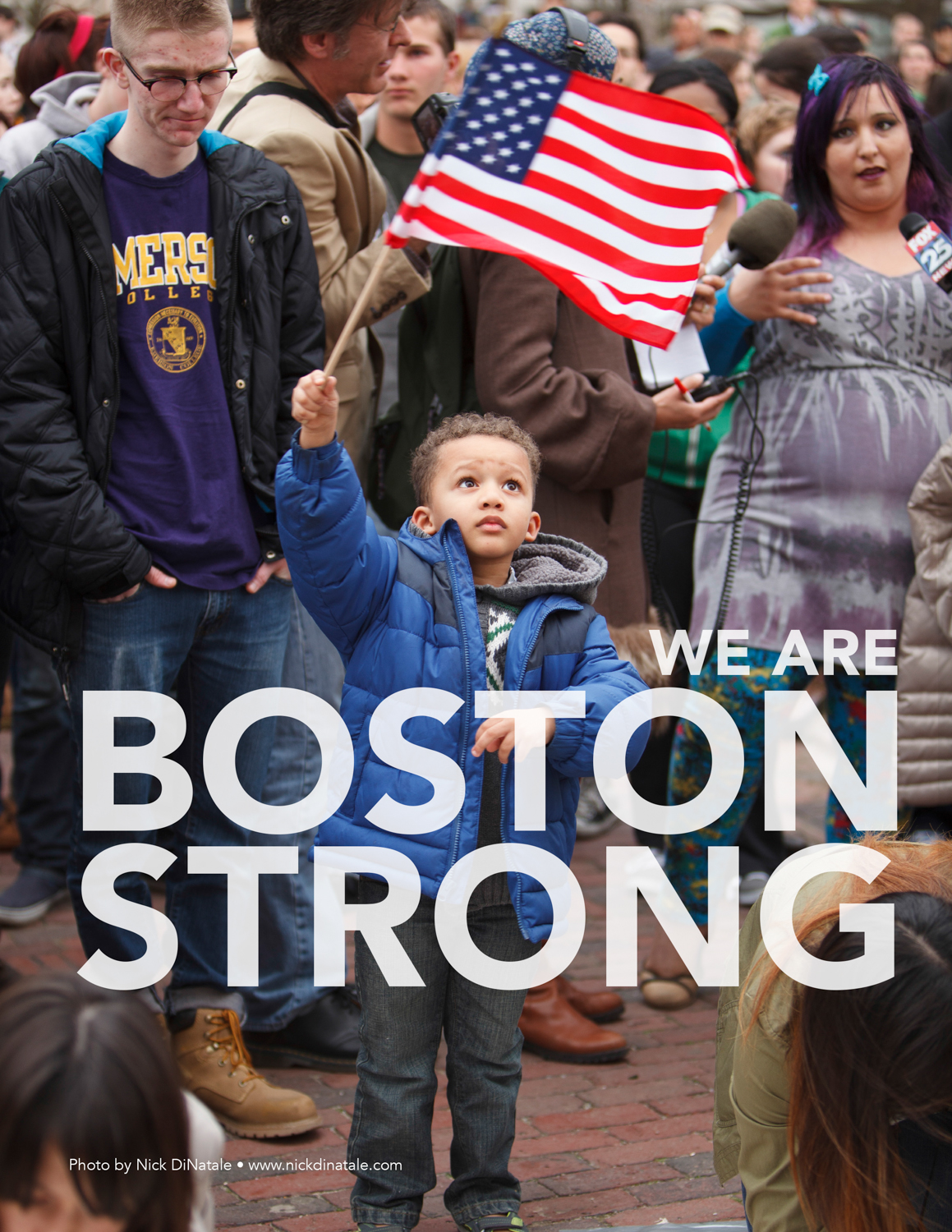 Amplified Magazine - Summer 2013  We Are Boston Strong , pg. 8