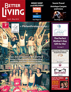 Click to read the story featured in Better Living magazine!