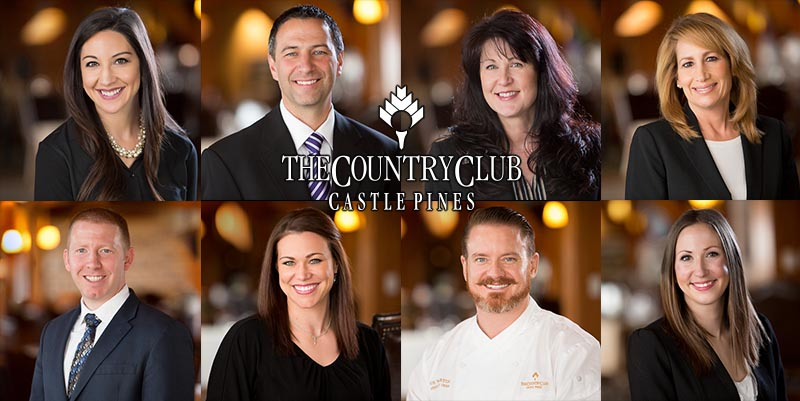 We teamed with the Country Club of Castle Pines and created some visually striking head shots that are effective, consistent & repeatable. Let us know how we can creatively collaborate with your team!