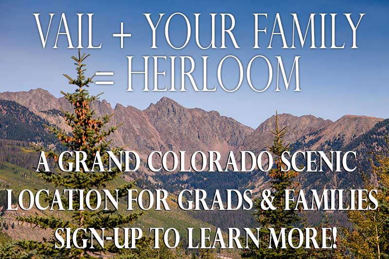 Your family is beautifully unique and the location for your high school senior or family portrait session should be as well! Click to sign-up and we'll make certain you know when this extremely limited and specially priced opportunity is scheduled- and your first opportunity to use your $75 Certificate!