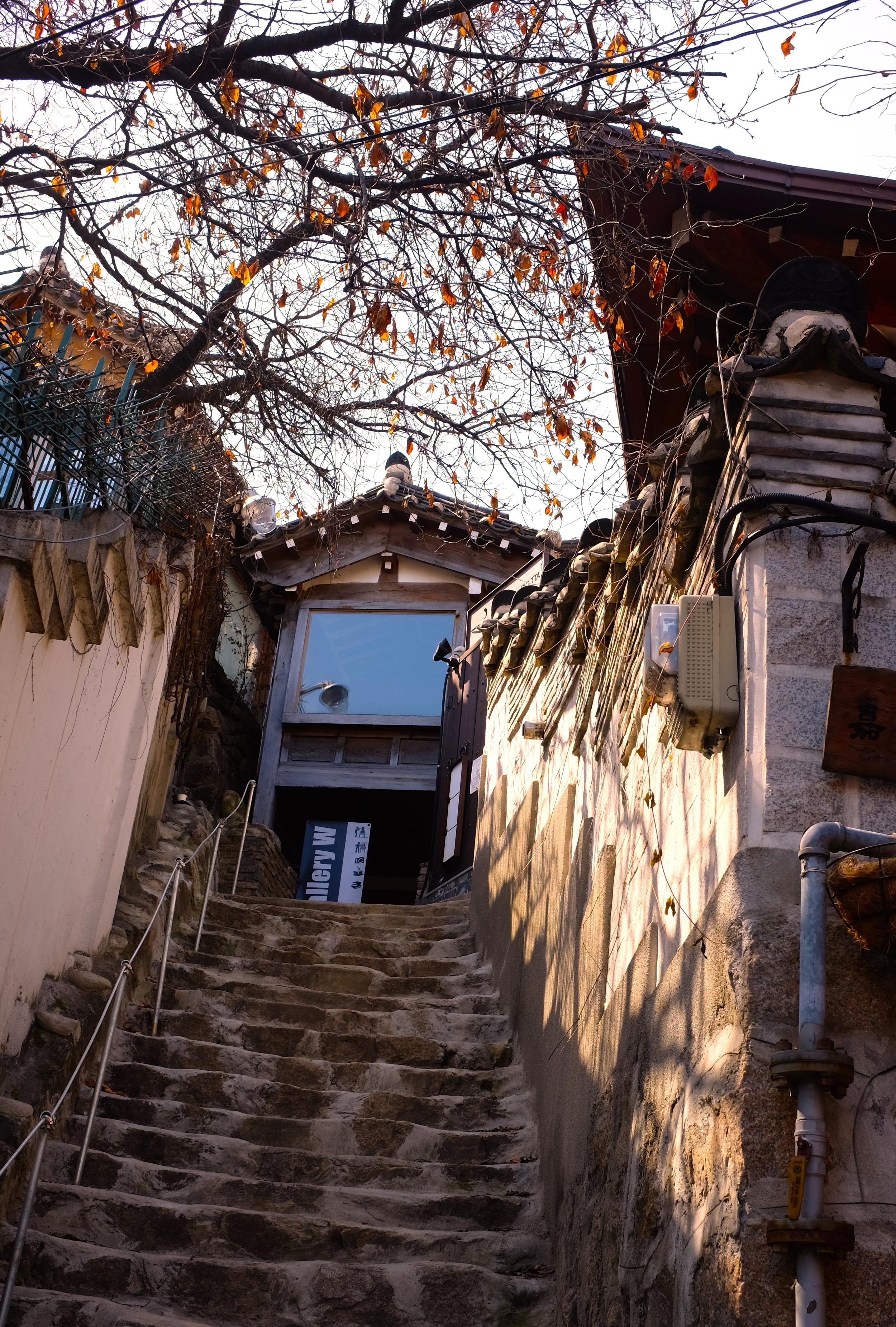 Bukchon Village Architecture