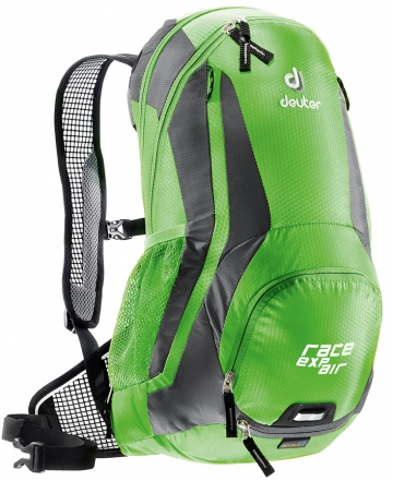 Deuter EXP Race.  Isn't it nice to know there's a bike pack that's actually built for speed?   LINK