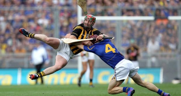 Hurling .  Looks totally safe to me.