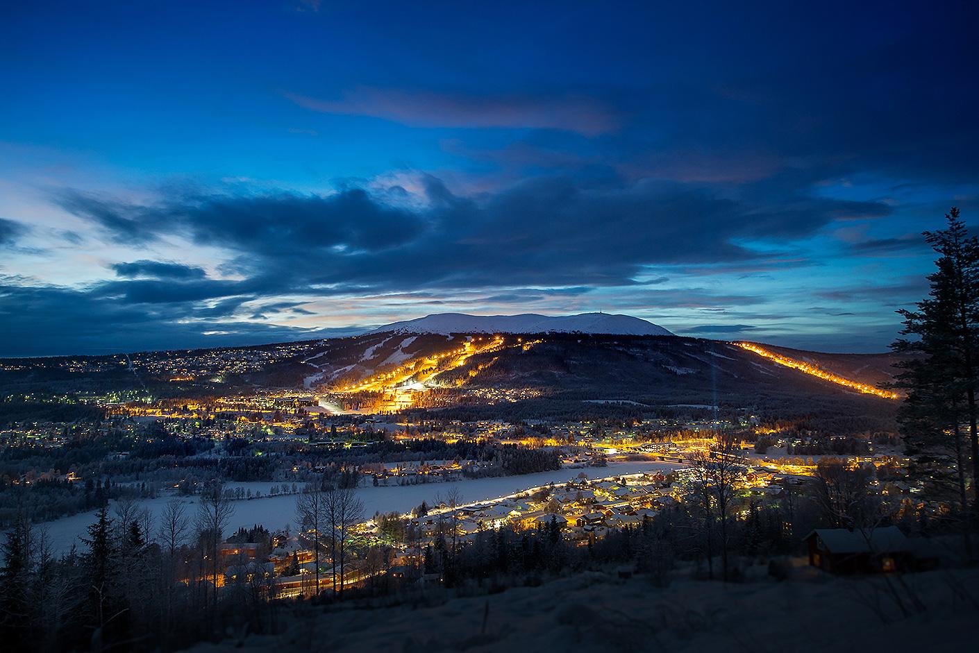 TRYSILFJELLET NORWAY