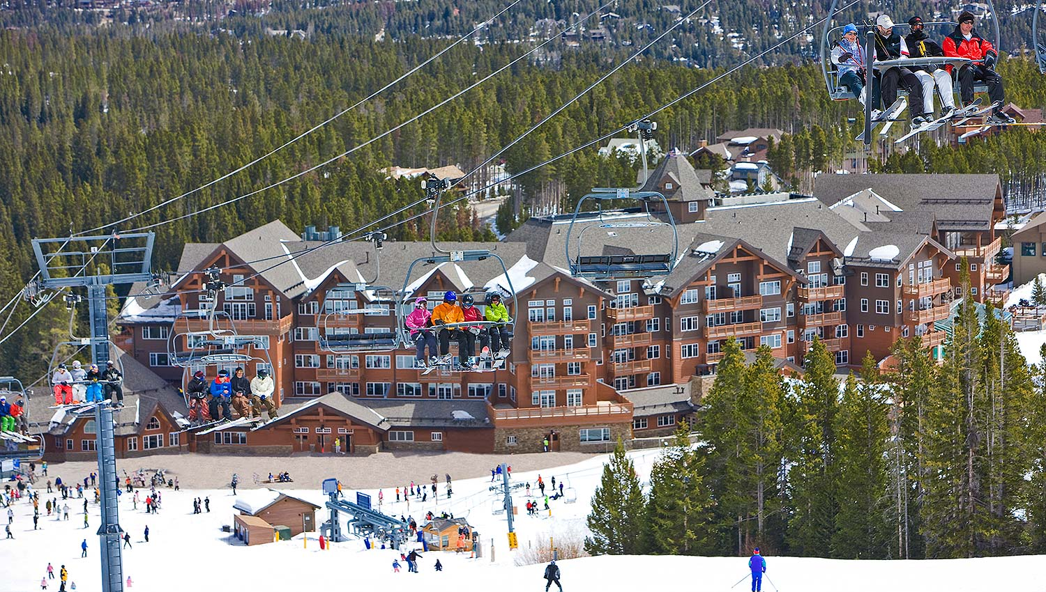 PROJECT BRECKENRIDGE - Redesigning Peak 8 Base at Breckenridge, Colorado - This is really great!