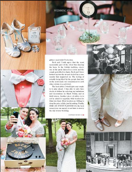 Lavender Magazine Feature 2014
