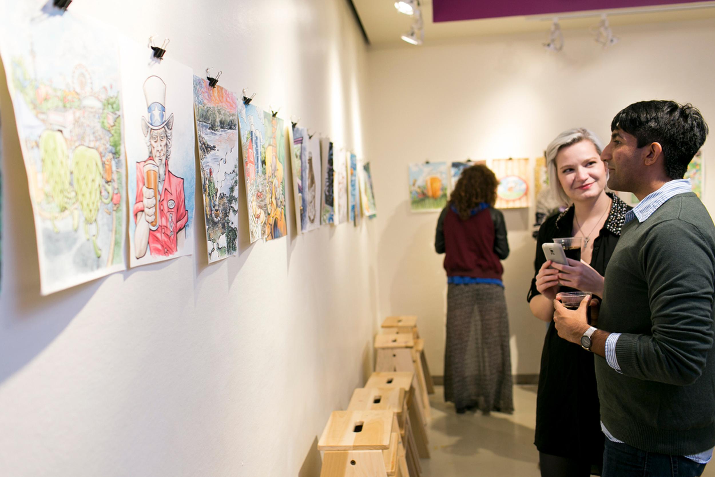 Minneapolis Institute of Art Third Thursday Emma Freeman