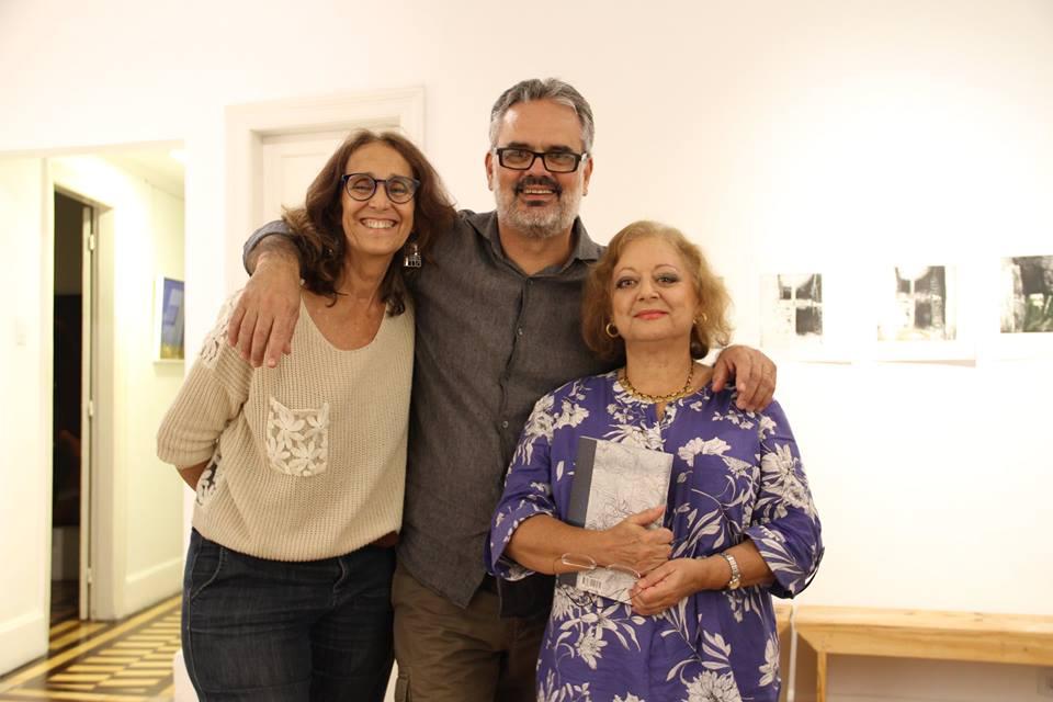 Kitty Paranaguá, Paulo Marcos e Cristina Garcia Rodero. Parceria: Magnum 70 Rio - Magnum Photos   28/abril
