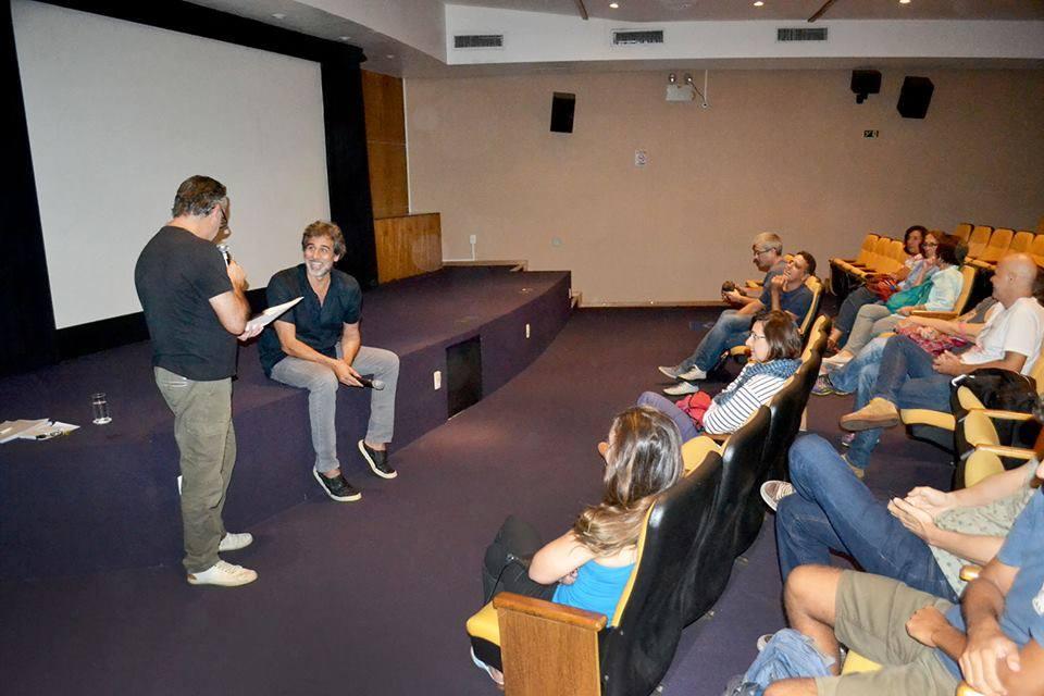 """Ateliê Aberta: exibição do filme """"Curumim"""" e debate com o diretor Marcos Prado   Parceria: Memorial Getúlio Vargas   29/maço"""