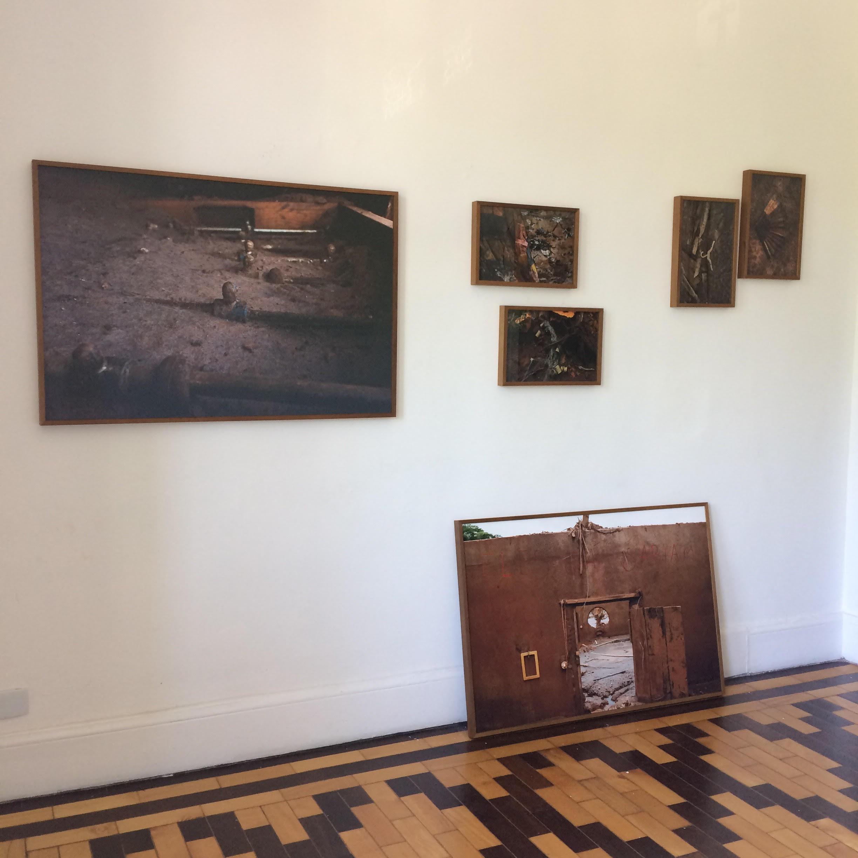 Eles já sabiam - exposição de Ana Carolina Fernandes, Anna Kahn e Kitty Paranaguá   5 a 26/novembro