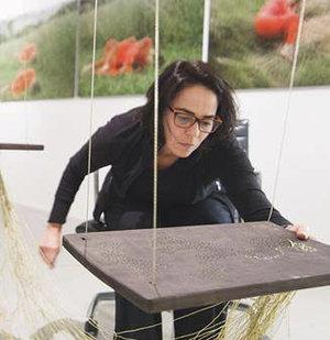 Ursula Tautz, professora do Ateliê Oriente, escola de Fotografia RJ