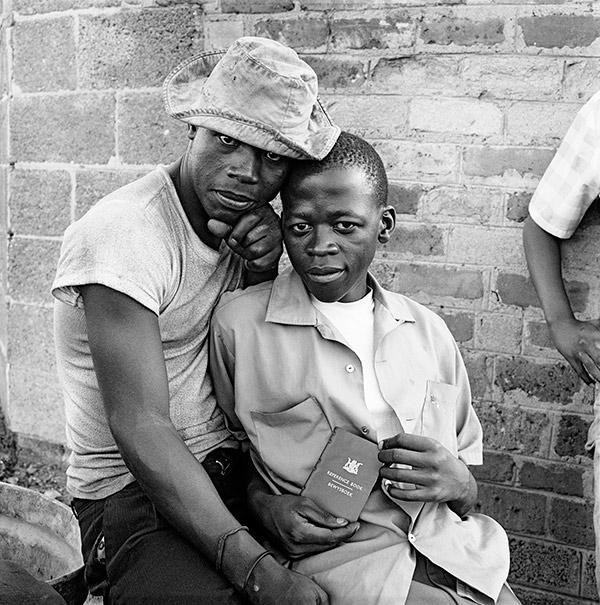 David Goldblatt, Soweto, 1972