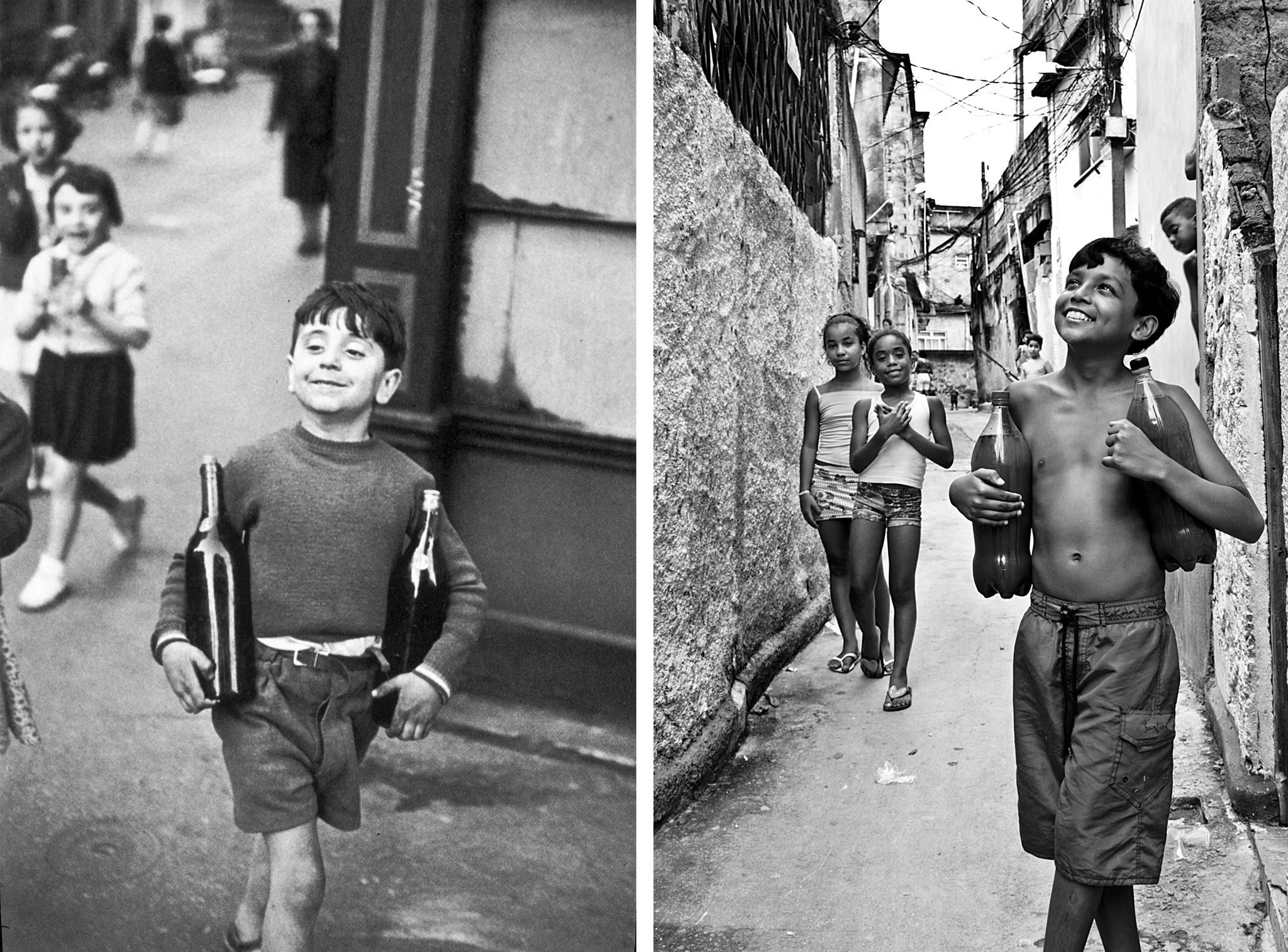 Como Cartier-Bresson chegou na Maré > Crédito: Favela em Foto