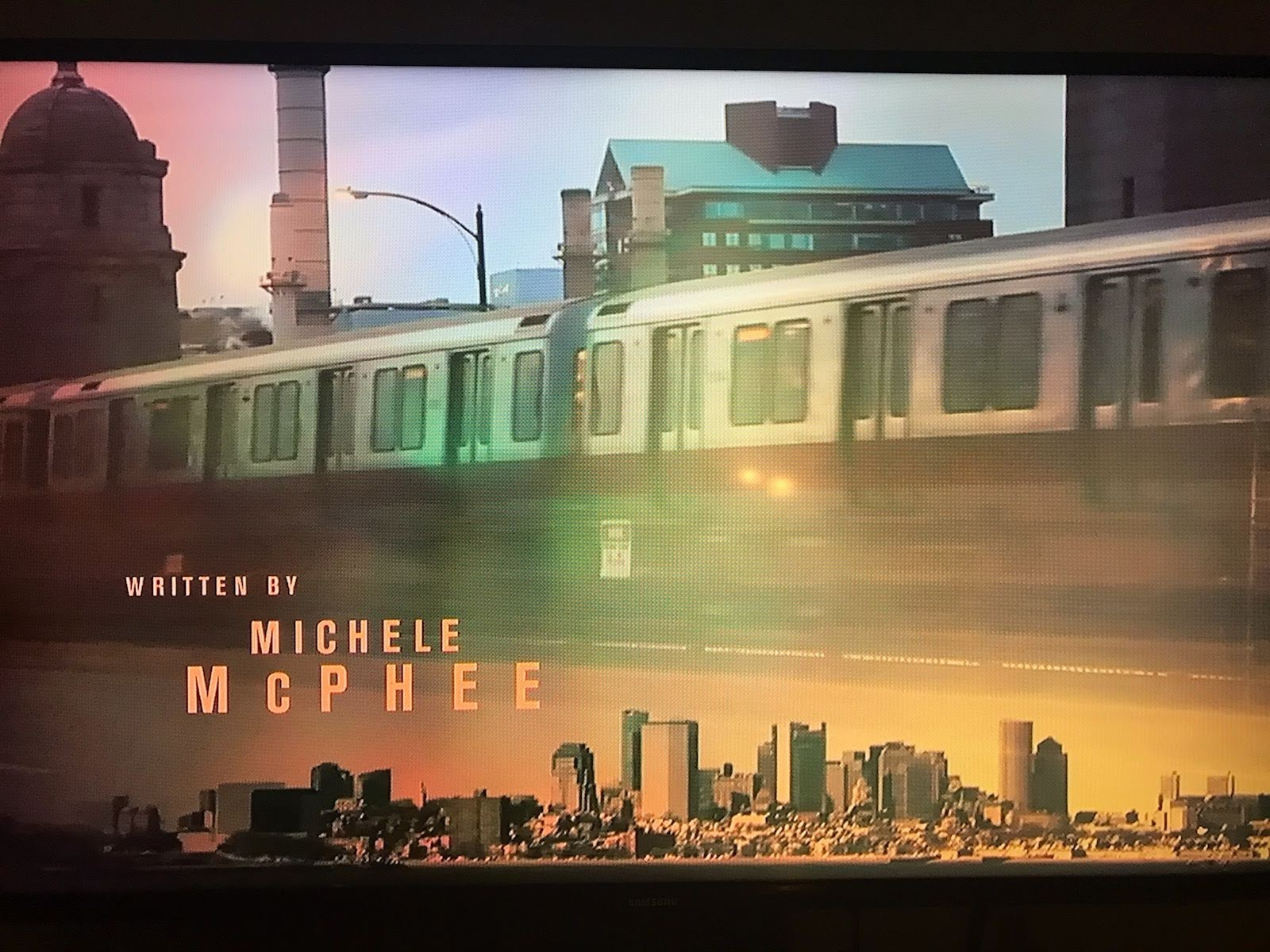 "Michele McPhee wrote Episode 105 of Showtime's hit series ""City On A Hill"" and worked on episodes 102 through 110 as creative consultant"