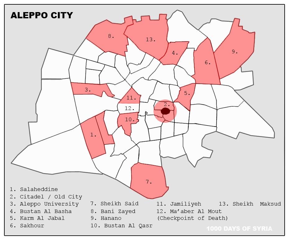 Aleppomap1000daysofsyria
