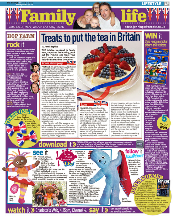 Published in The Sunday People, June 3, 2012