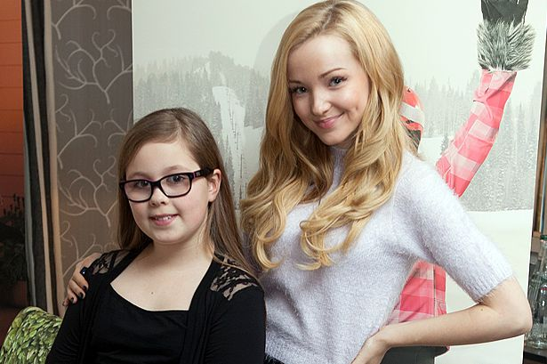 When Amber met Dove Cameron