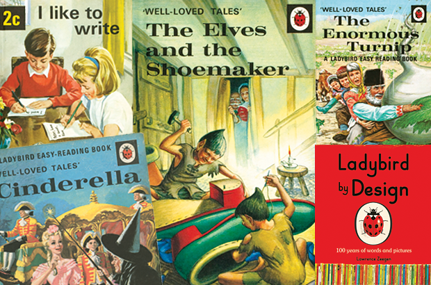 Such fond memories of these books  © Ladybird Books Ltd