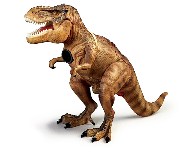 I have one of these fab T Rex Projector & Room Guard's to be won