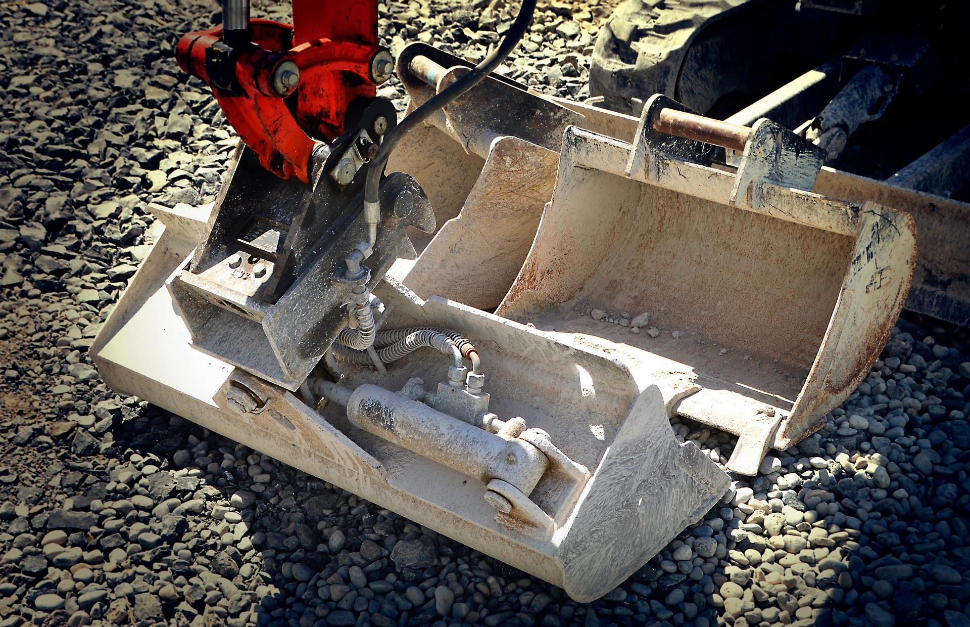- Excavation
