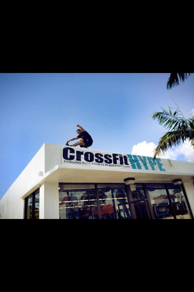 Rob Thomas Pistol CrossFit HYPE East Boca Raton Mizner Park palmetto Beach Fitness Gym Florida southeast npgl grid league