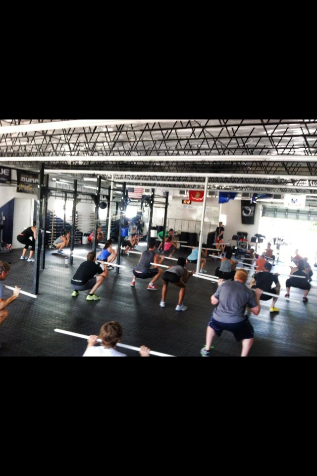 CrossFit HYPE / HYPE weightlifting Gym. Elite fitness in East Boca Raton located by Mizner Park and Palmetto Park Beach