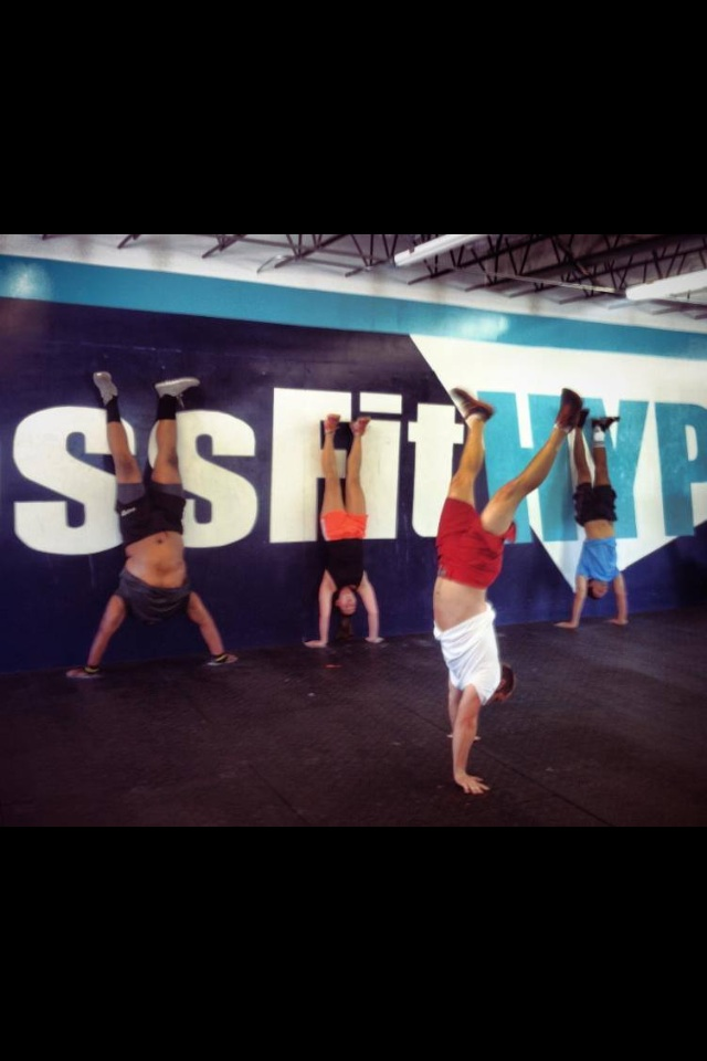 CrossFit HYPE, the only Olympic lifting gym east of Mizner Park. Located in Boca Raton on palmetto park road.