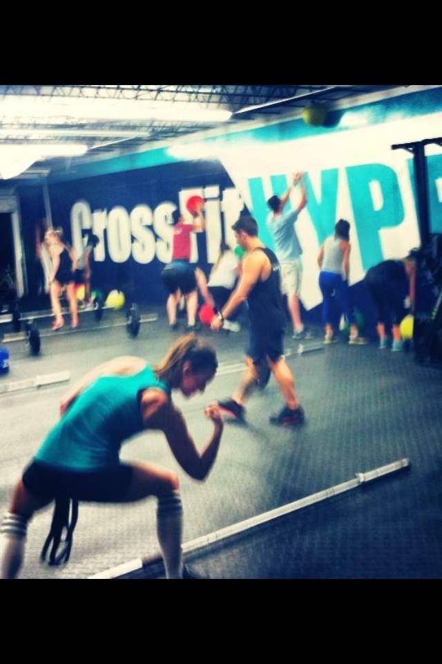 CrossFit HYPE / HYPE Weightlifting, East Boca Raton's / Mizner Park's premier gym and fitness facility.