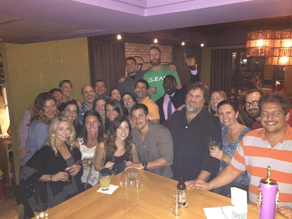 CrossFit HYPE Holiday Party at 13 American Table on Palmetto Park Road, Boca Raton, FL 33432