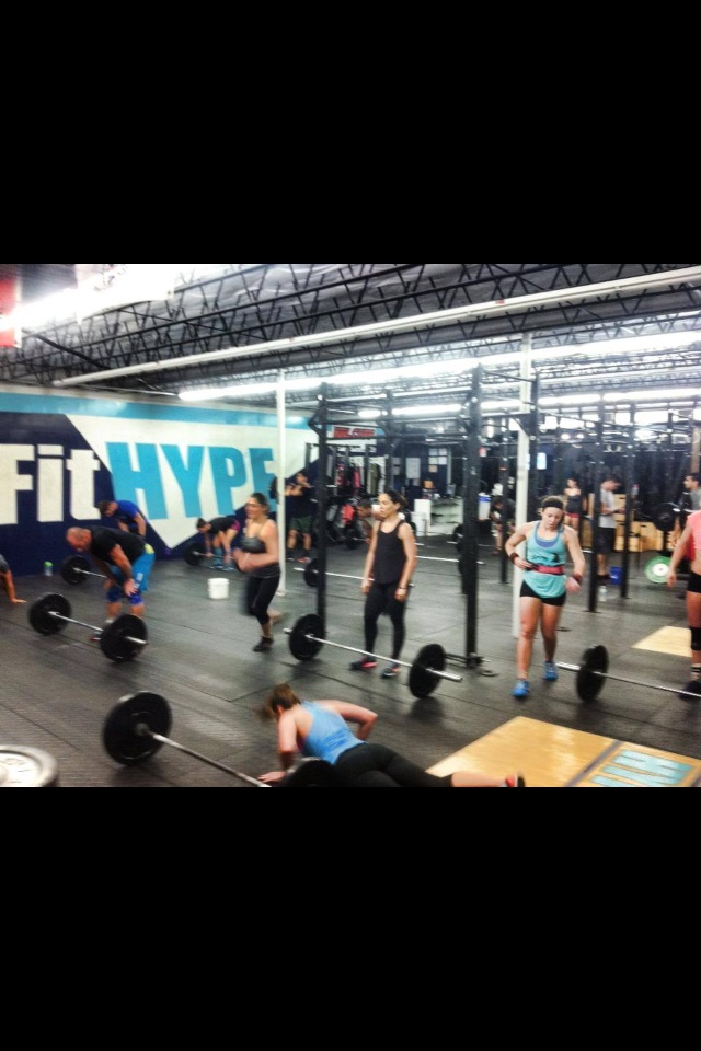 CrossFit HYPE East Boca Raton Fitness Gym Personal Training Mizner Park Palmetto Beach