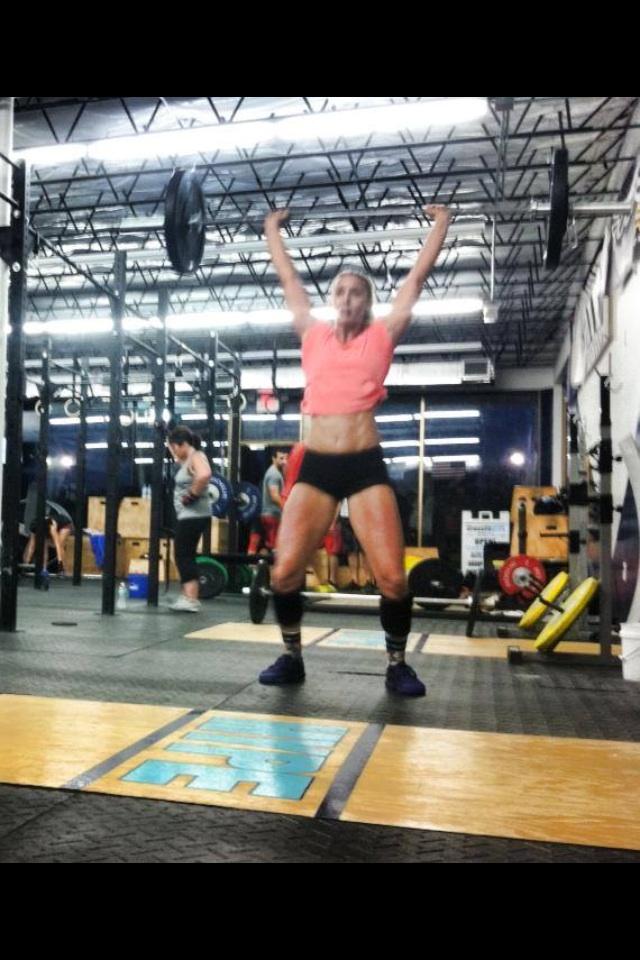 Tara Demers Coach CrossFit HYPE Personal Training Boca Raton East Mizner Park FItness Gym