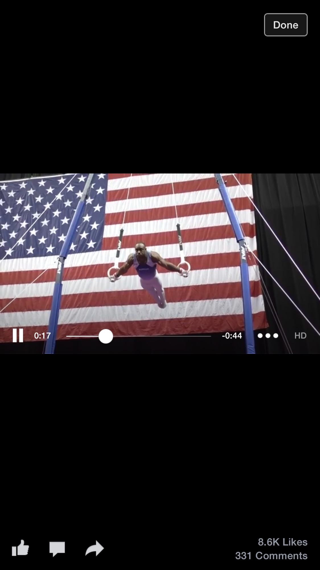 Video posted to facebook.com/CrossfitHYPE
