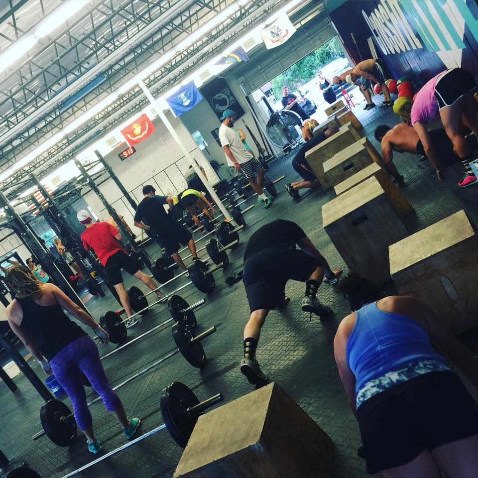 crossfit hype wodapalooza qualifer 4 east boca raton fitness olympic lifting weightlifting powerlifting mizner park palmetto
