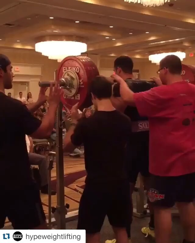 Video on www.facebook.com/crossfithype  or on Instagram @hypeweightlifting