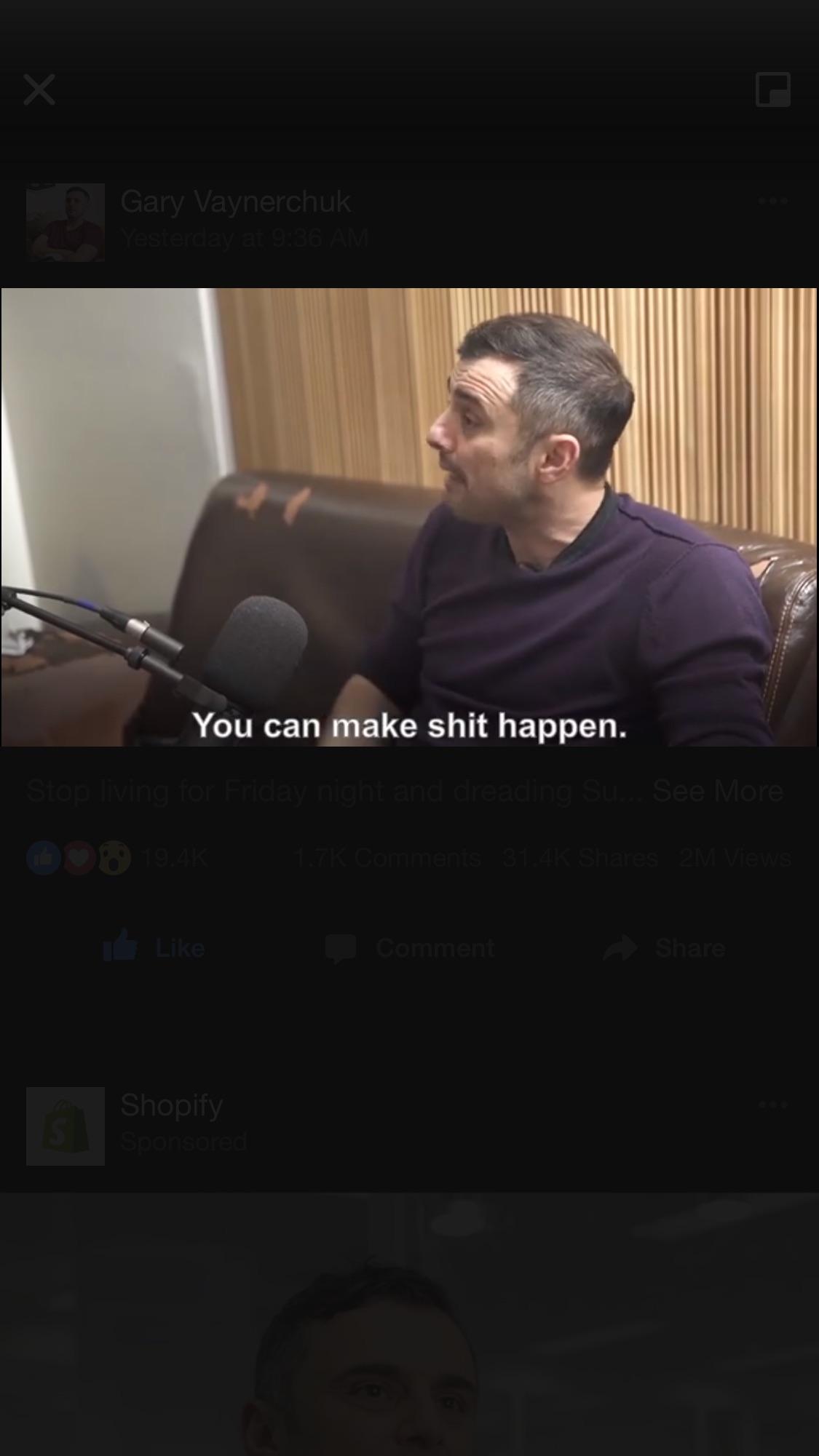 Video on Gary V. Shared on www.facebook.com/CrossfitHYPE