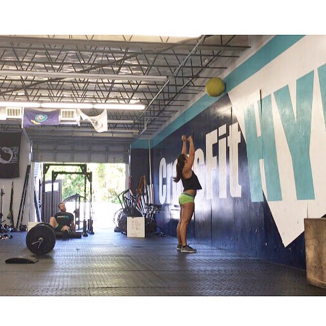 Emily Pearce CrossFit HYPE