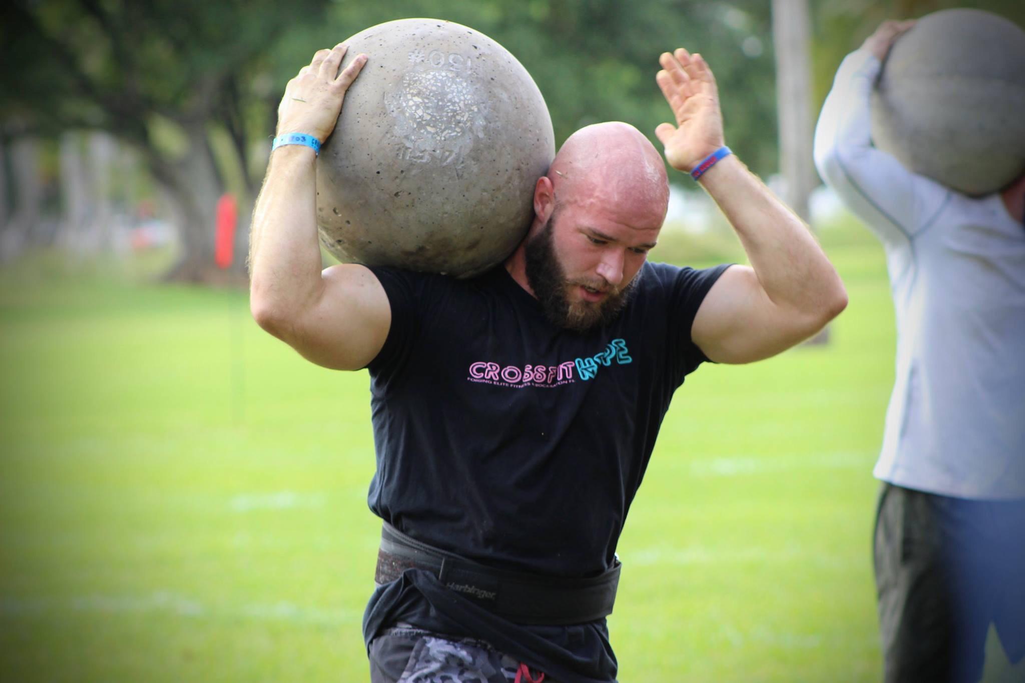 Coach David Stevens - CrossFit HYPE - Crush Games Pro division