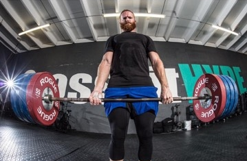 Coach Rob Thomas Elite CrossFit HYPE powerlifting power lifting olympic weightlifting boca raton