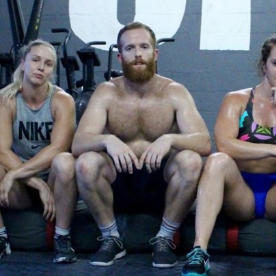 Rob Thomas CrossFit Games atlantic regionals coach CrossFit hype boca raton fitness olympic weightlifting vegan athlete
