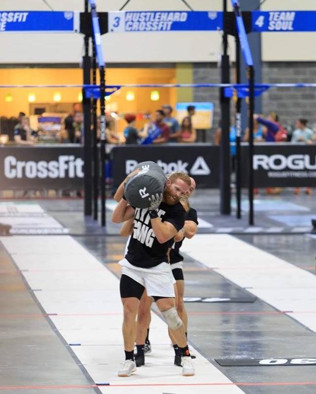 Rob Thomas Worm crossfit games regionals 2018 HYPE boca raton fitness gym