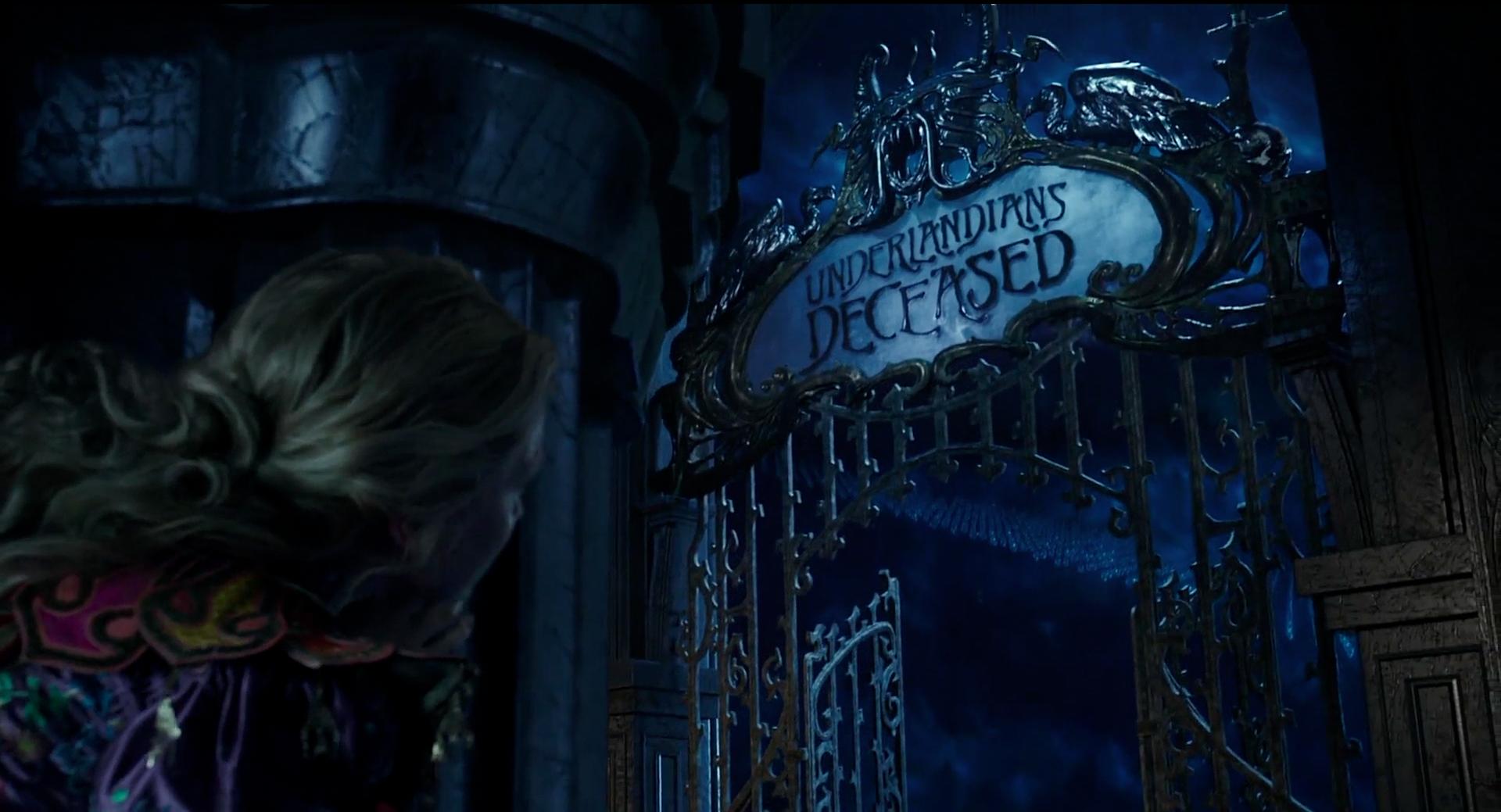Deceased Gate