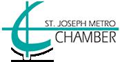 Gloggner Metal Fabricators Inc are proud members of the St Joseph Missouri Chamber of Commerce.