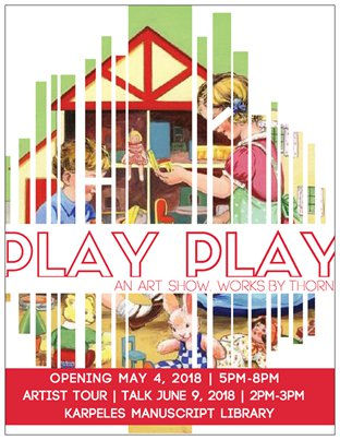 PlayPlay Postcard
