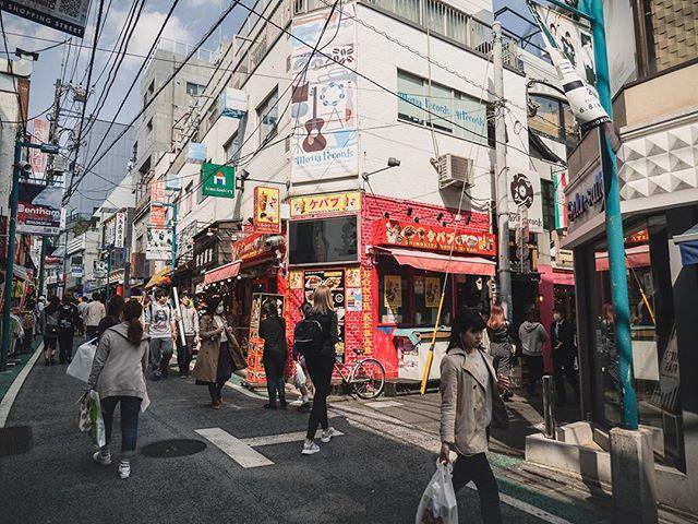 Shimokita Streets