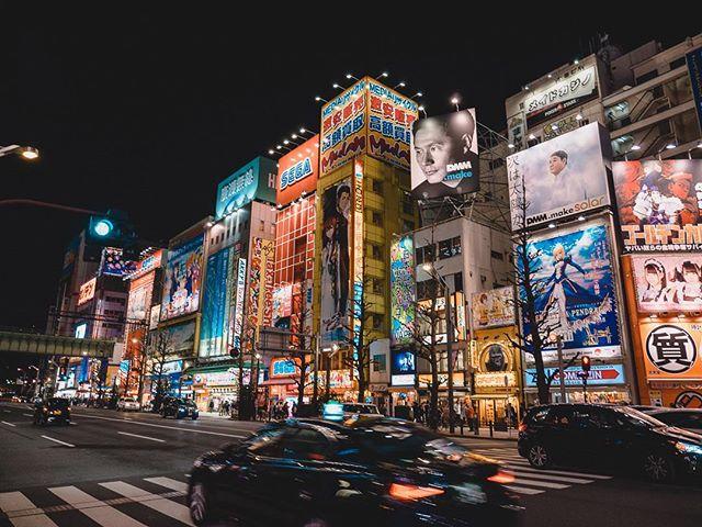Akihabara nights