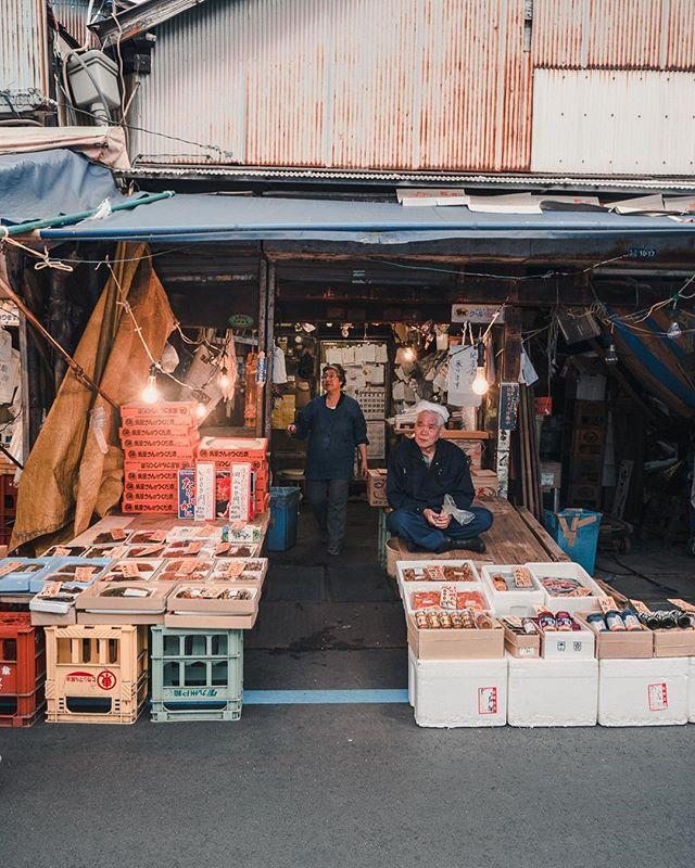 Around Tsukiji Market