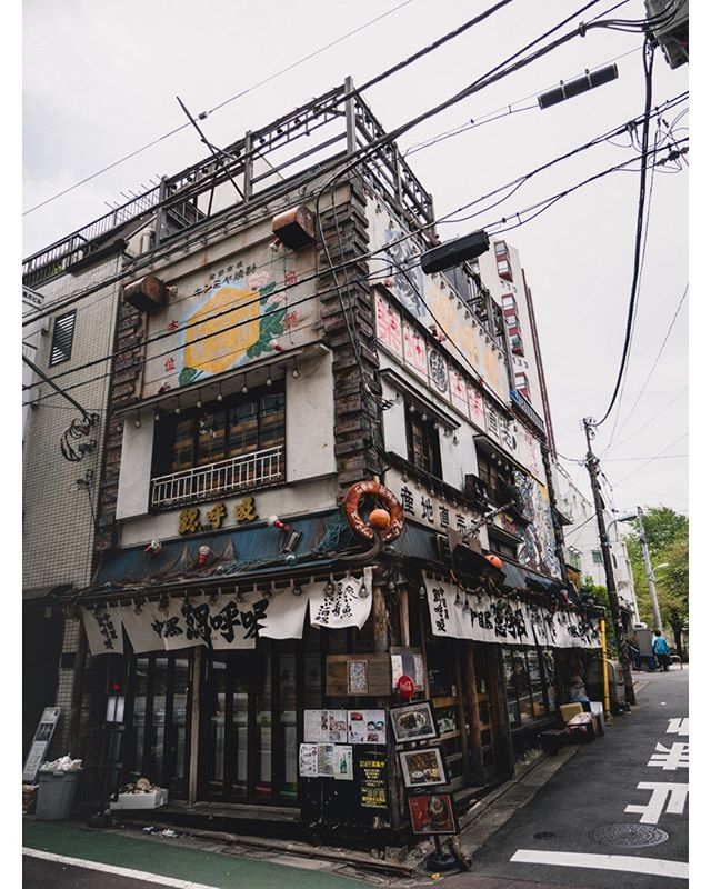 Izakaya in Nakameguro -An ongoing collection of pictures from Japan in spring 2018