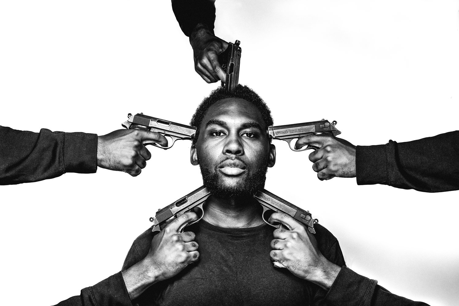 Gun Violence - On going project