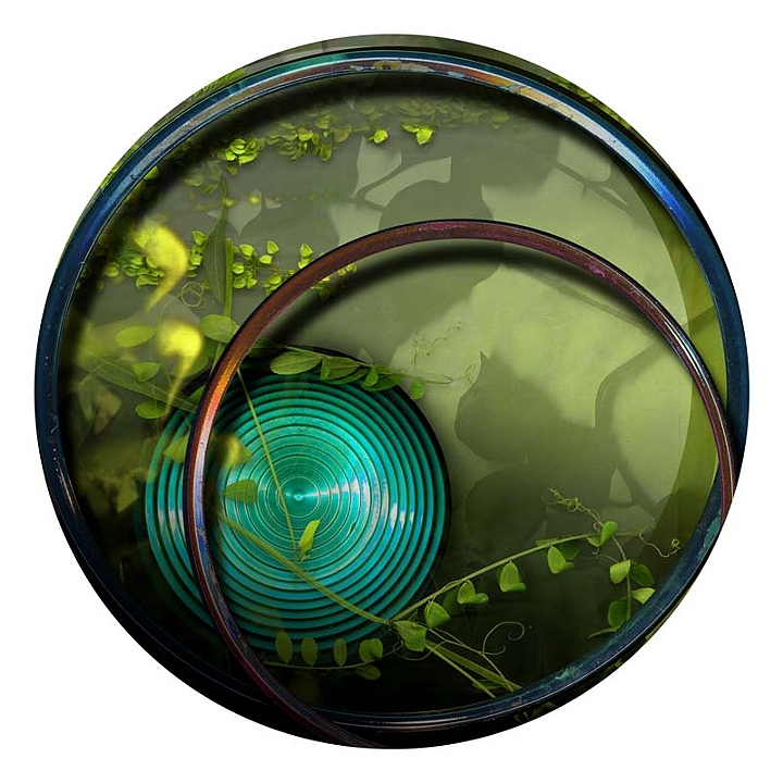 """XIX from the """"dot dot dot"""" Series, 2010"""