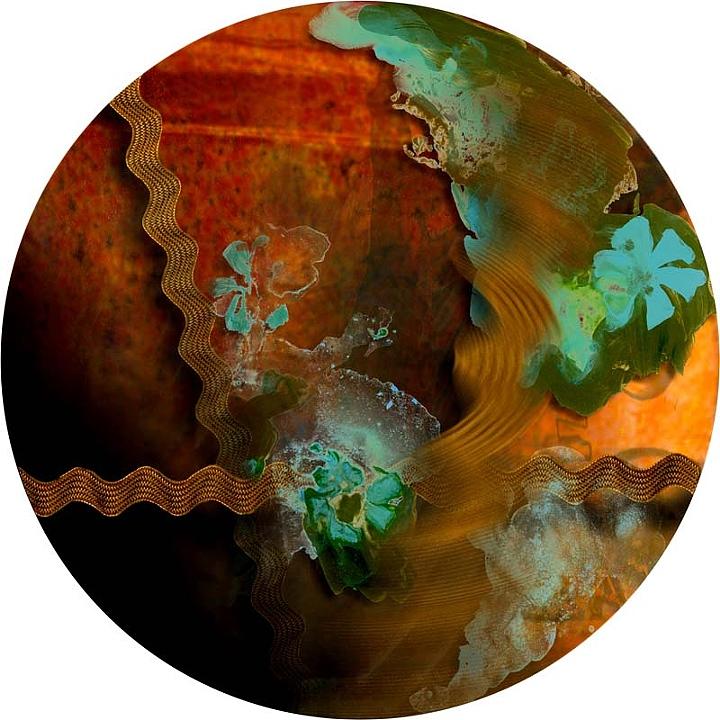 "VIII from the ""dot dot dot"" Series, 2010"